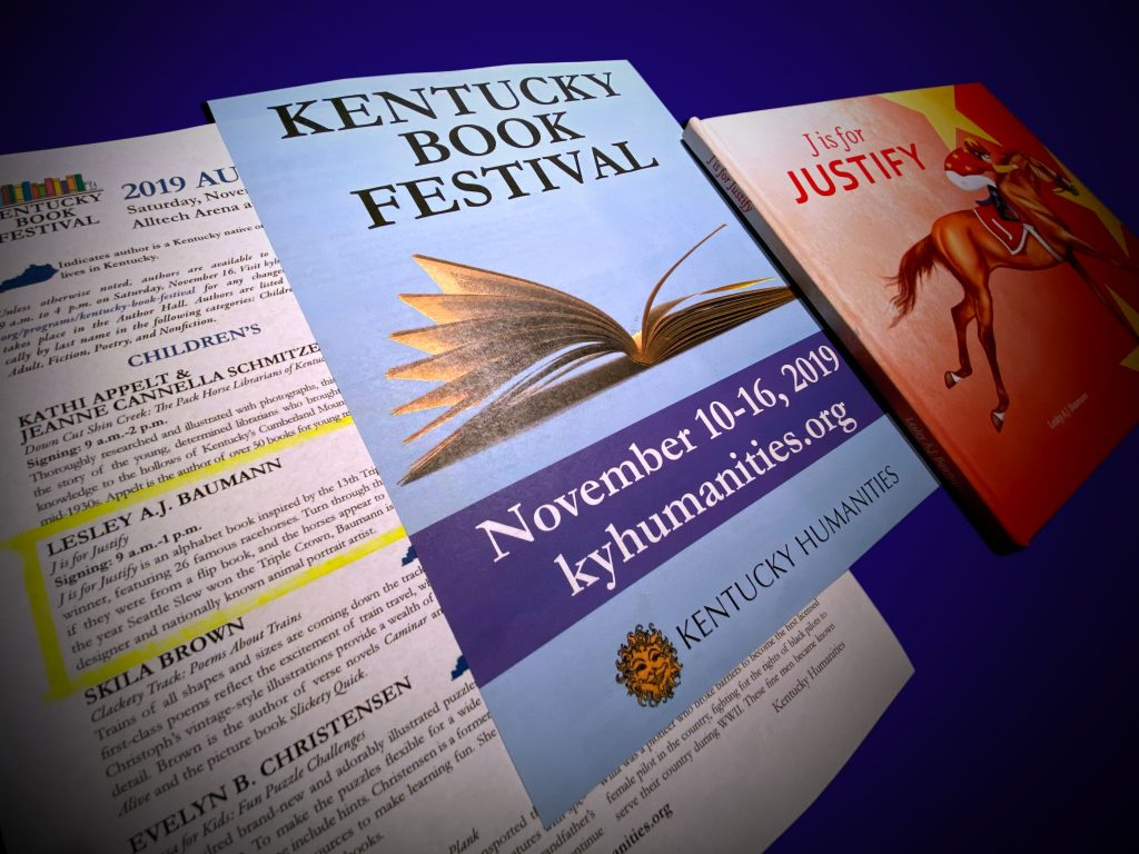 Visit us at the Kentucky Book Fair