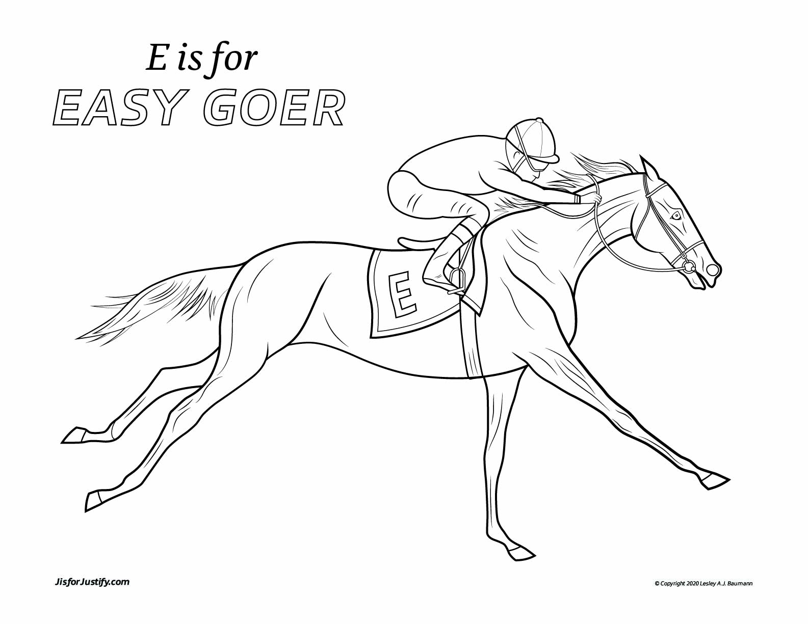 Coloring_Page_Easy_Goer