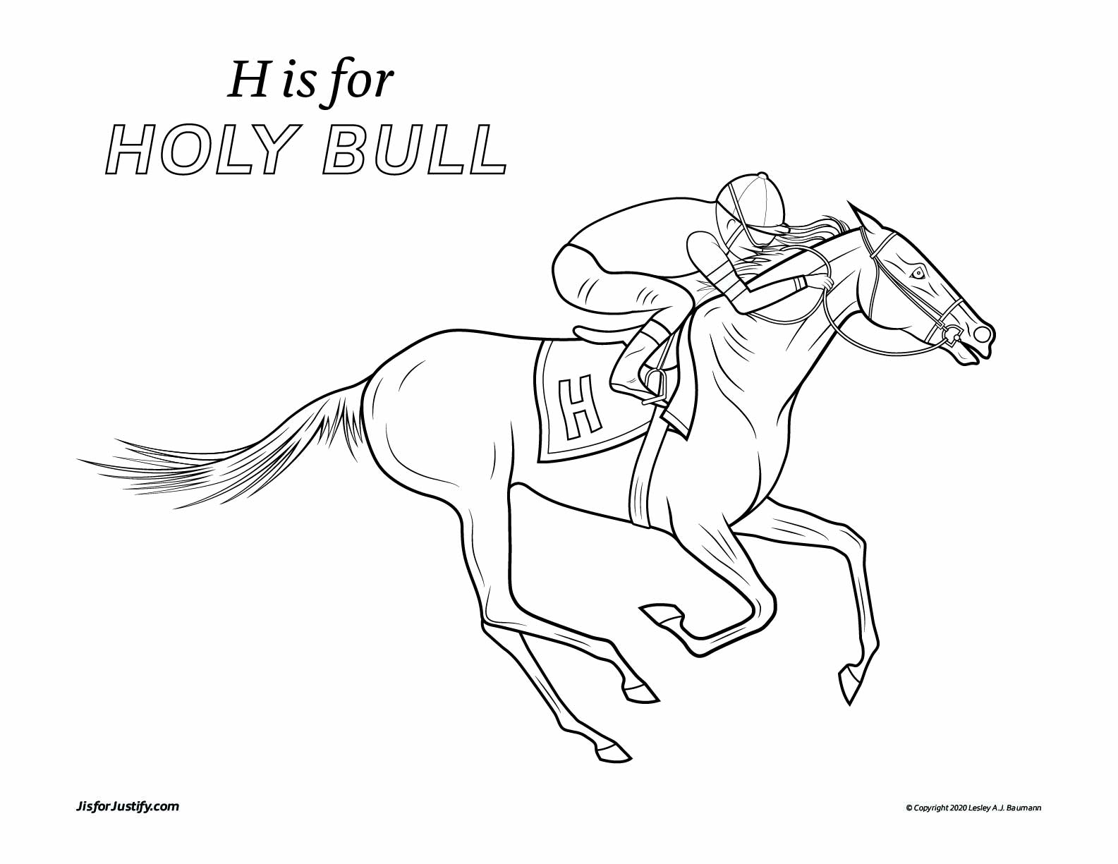 Coloring_Page_Holy_Bull
